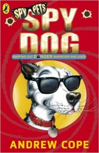 Spy Dog book cover
