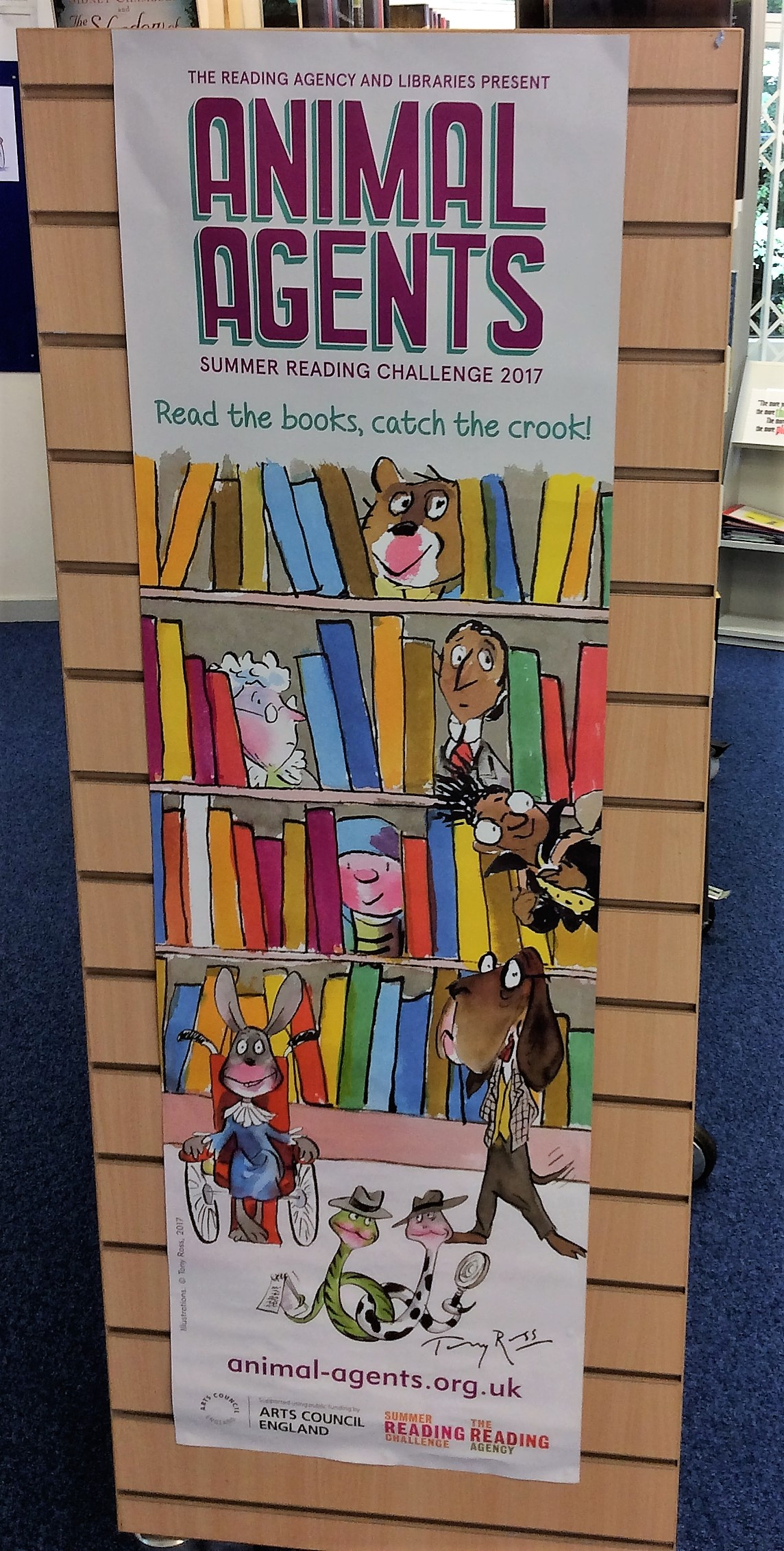 Castle Donington Community Library   Page 2